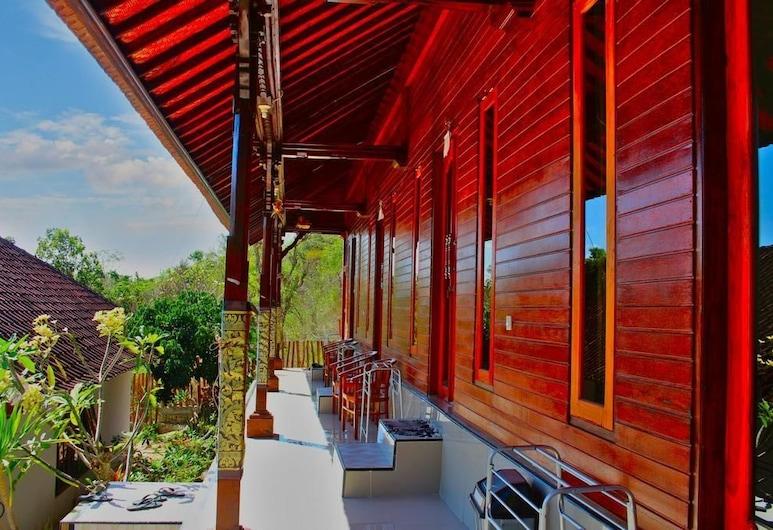 Ramwan Guest House, Penida Island, Terrazza/Patio