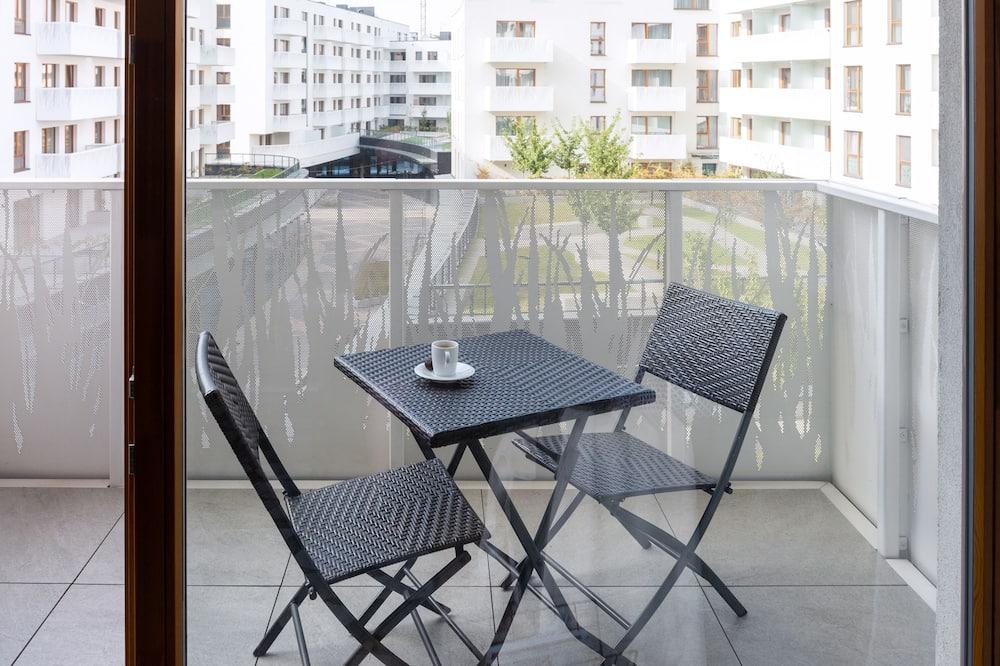 아파트, 퀸사이즈침대 1개 및 소파베드 (13/14) - 발코니