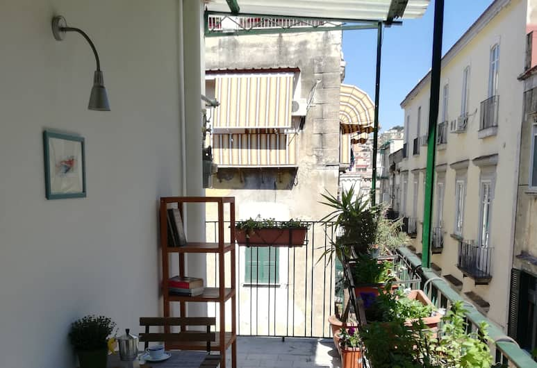 Celentano Terraced Loft, Νάπολη, Διαμέρισμα, 3 Υπνοδωμάτια, Μπαλκόνι