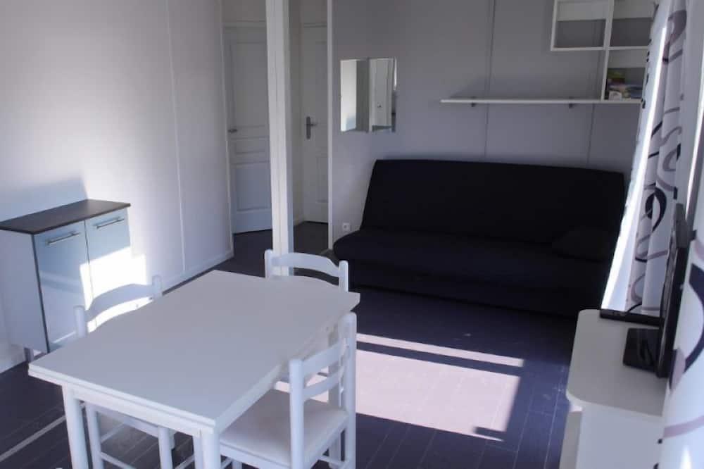 Family Σαλέ, 2 Υπνοδωμάτια (6 Personnes) - Περιοχή καθιστικού