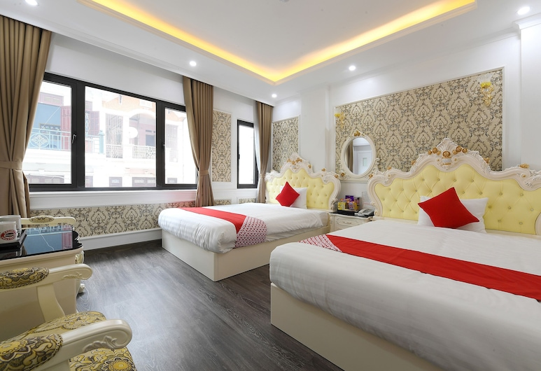 OYO 199 Diamond Hotel, Hanoi, Superior Twin Room, Guest Room