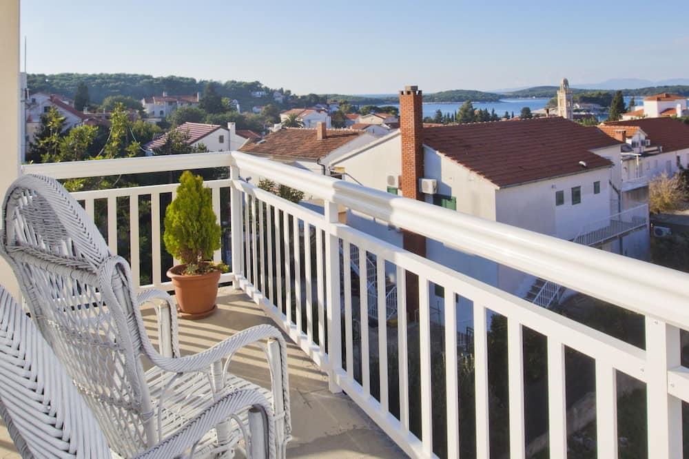 Apartman, pogled na more - Balkon