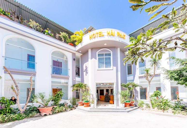 Hai Phat Hotel, Cam Ranh, Hotel Front