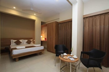 Nuotrauka: Samasth Room and Suites, Mysore