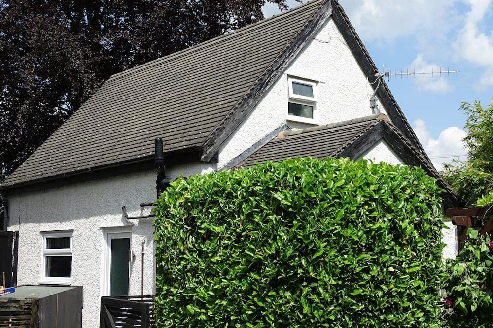 舒適單棟房屋, 多張床, 花園景 - 客房