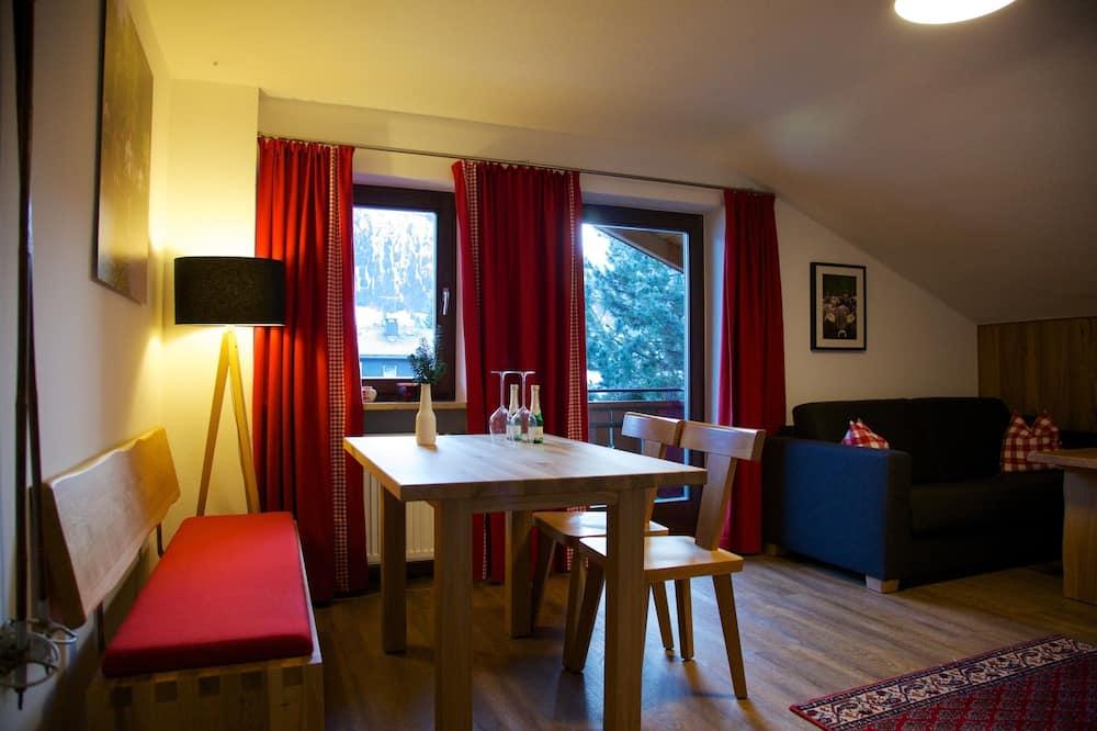 Habitación doble superior, balcón - Servicio de comidas en la habitación