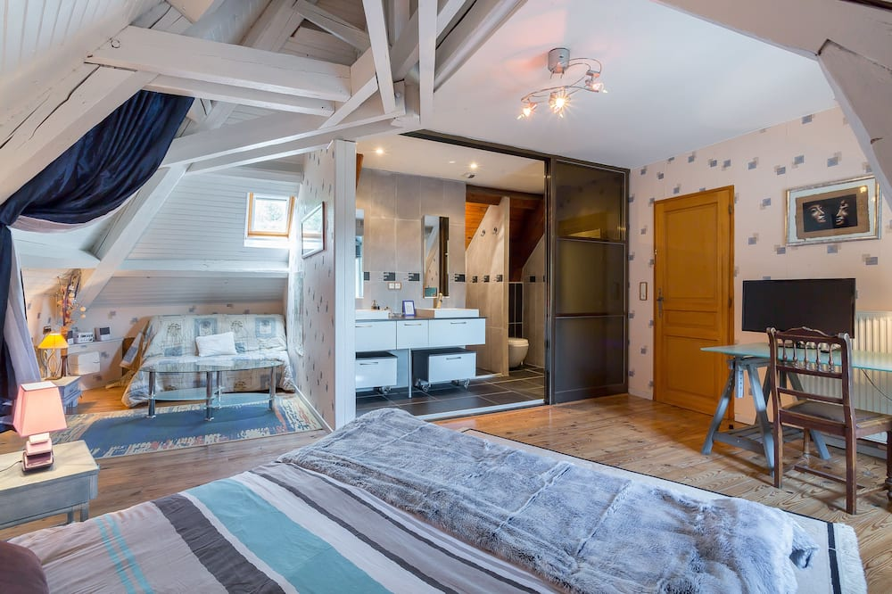 スーペリア ルーム クイーンベッド 1 台 ガーデンビュー - 客室