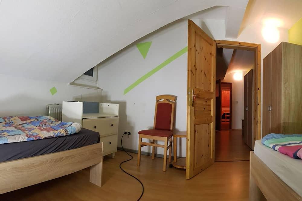 クラシック アパートメント 2 ベッドルーム 禁煙 パティオ - 部屋