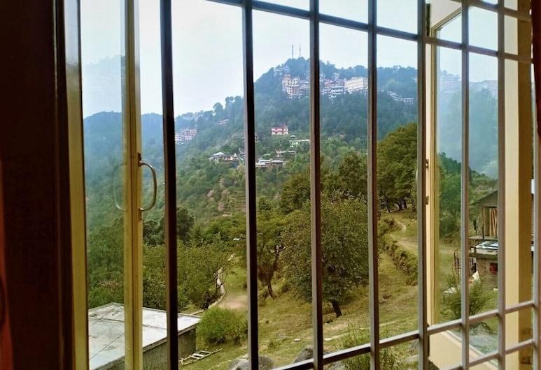 Triund Camps Riverside Resort, Dharamshala, Quarto (Cottage), Varanda