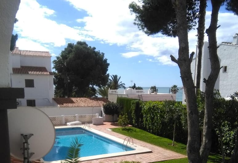 Apartment With 2 Bedrooms in Alcossebre, With Pool Access and Furnished Terrace - 500 m From the Beach, Alcalà de Xivert, Piscina