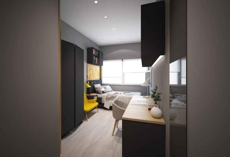 Hashtag Barbican Campus Accommodation, Londýn, Štandardná dvojlôžková izba, 1 dvojlôžko, Izba