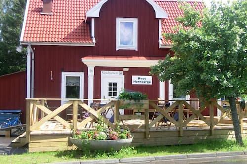 Lake Hornborga area