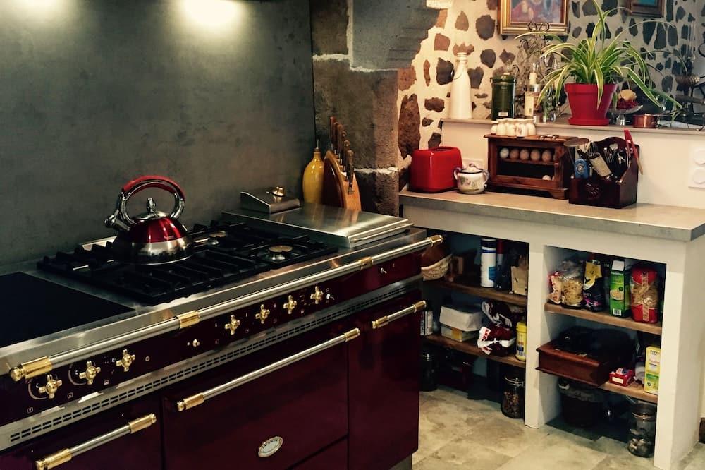 Dobbeltværelse (Nicolas) - Fælles køkken