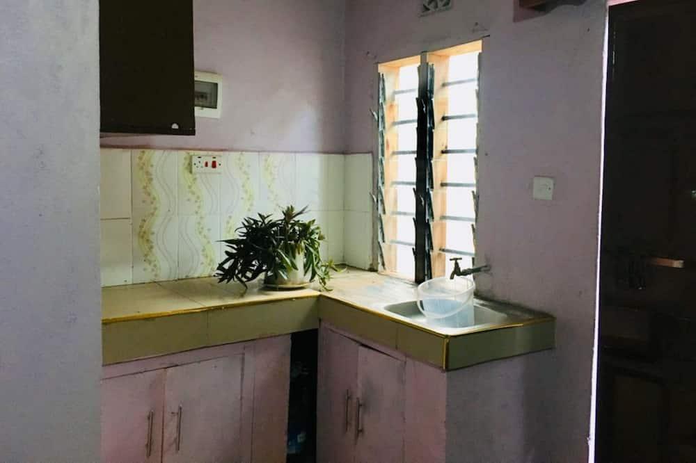 スタンダード タウンホーム 3 ベッドルーム ガーデンビュー - 共用キッチン