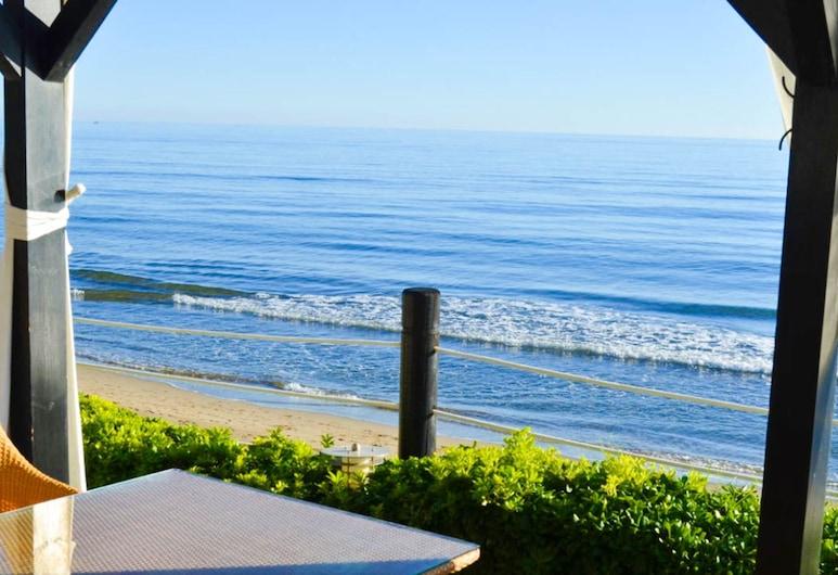 OleHolidays Apart Los Monteros-Palm Beach 6A0 a 50m playa, Marbella, Strand