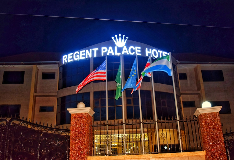 Regent Palace Hotel, Freetown