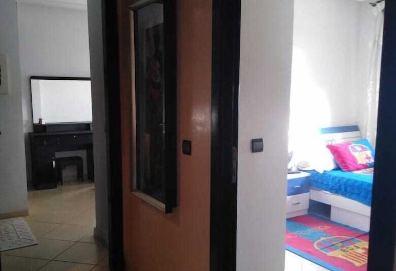 蓋尼特拉岡薩雷斯公寓酒店, 肯尼特拉, 都會公寓, 非吸煙房, 城市景, 客廳
