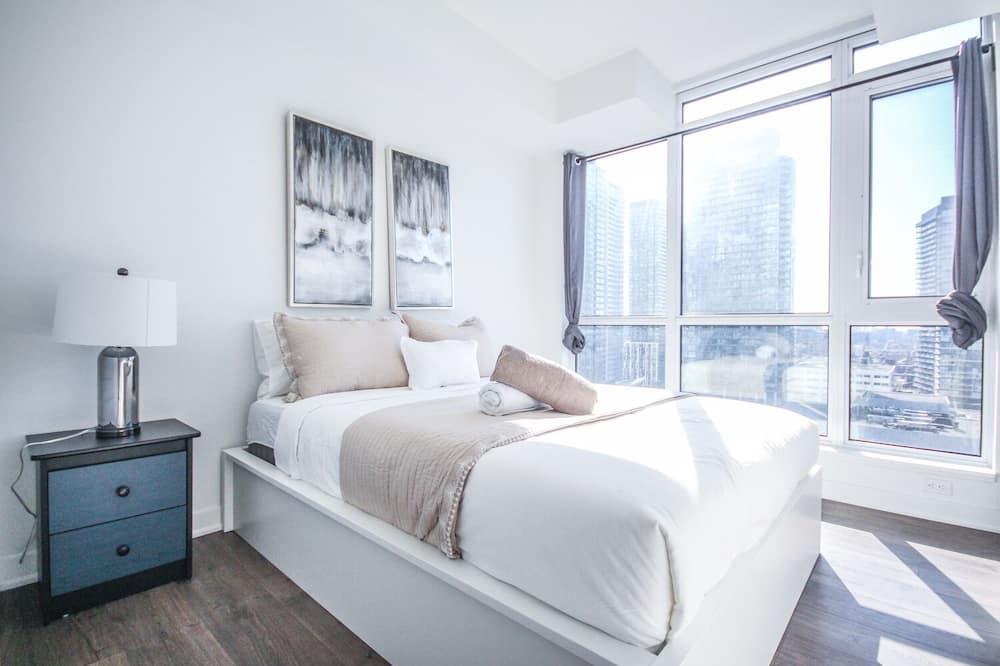 豪華公寓客房, 多張床, 城市景觀 - 客房