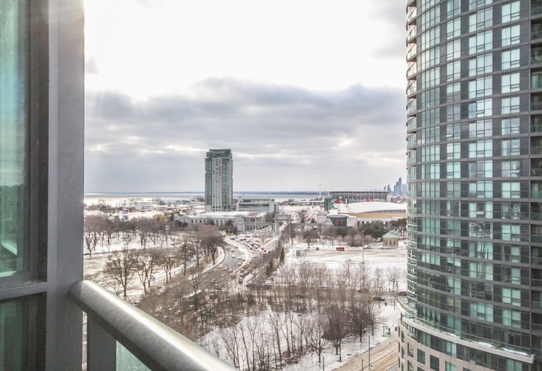 Sarkar Suites - Fort York Blvd, Toronto, Balkon