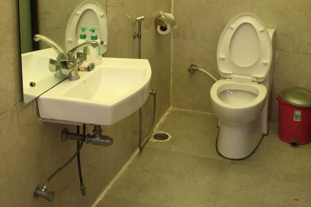 Luxury Camp - Bathroom