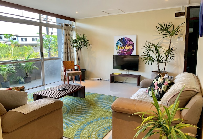 Kidsfirst Apartment 4, Suva, House, 3 Bedrooms, Living Area