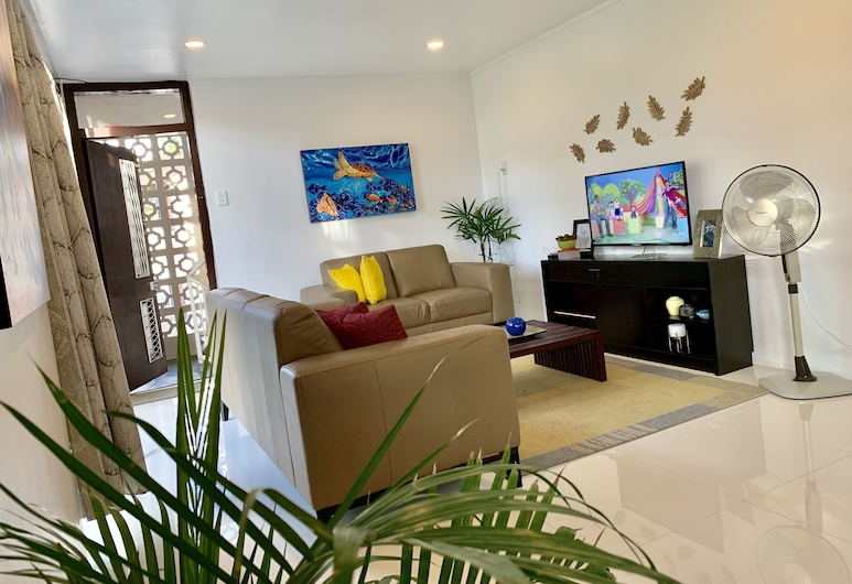 Kidsfirst Apartment 6, Suva, House, 2 Bedrooms, Living Area