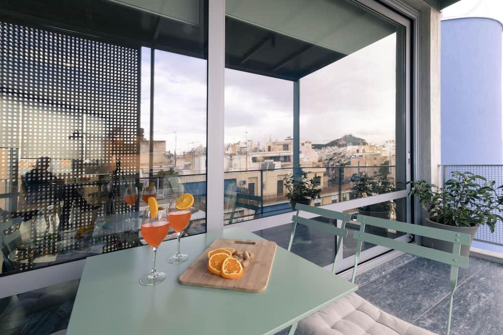 Athens BlueBuilding, 6th floor - Balcony