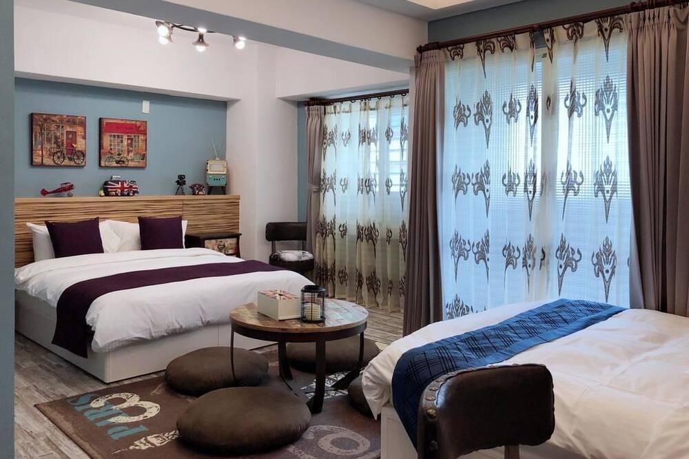 Superior kuća, Više kreveta, natkriveni trijem - Soba za goste