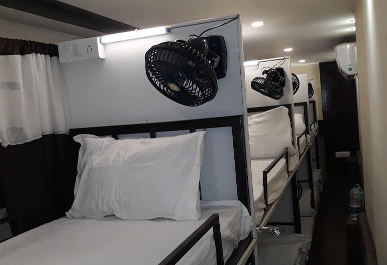 Deck 3 Airport Dormitory, Mumbai, 3- Tier Mix  Dorm, Guest Room