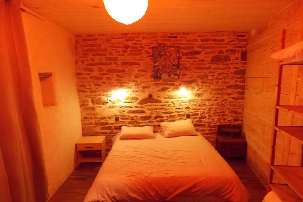 Ексклюзивний котедж, суміжна ванна кімната, з видом на озеро (13p meublé de tourisme **) - Номер