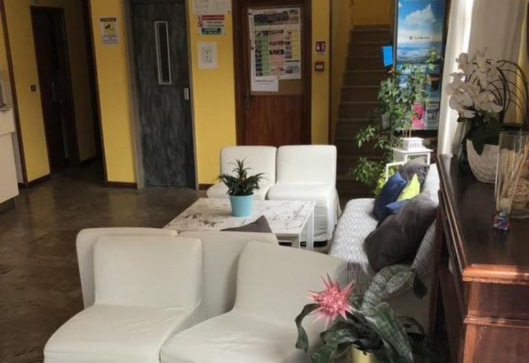 Be Hotel Rimini, Rimini, Sala de Estar do Lobby