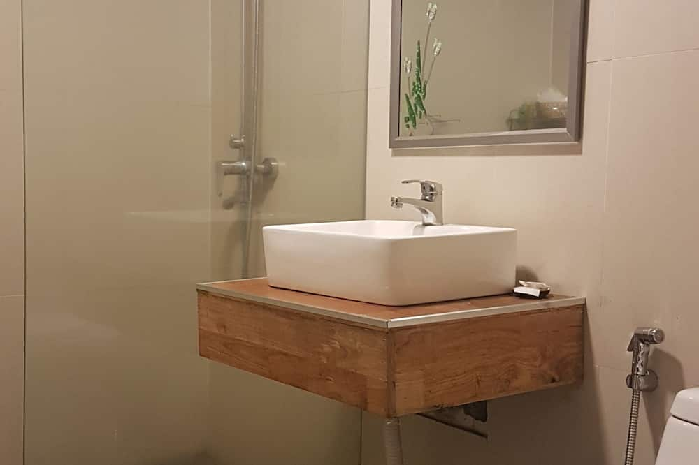 Premium Double Room - Bilik mandi