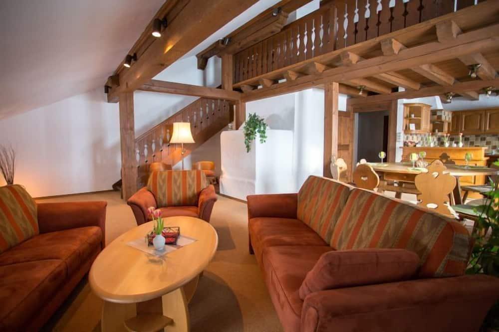 公寓, 山景 (Stueberl) - 客廳