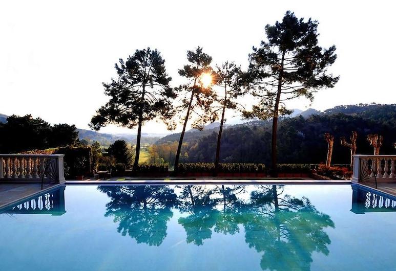Hotel Villa Casanova, Lucca, Outdoor Pool