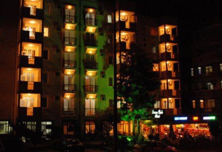 Bin Billa Hotel - All Inclusive, Alanya, Fachada do Hotel - Tarde/Noite