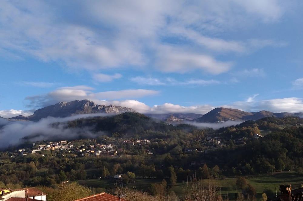 Тримісний номер, з видом на сад (La Camera della Musica) - З видом на гори