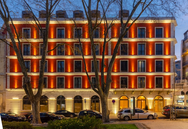 Turim Boulevard Hotel, Lisbon, Hotel Front