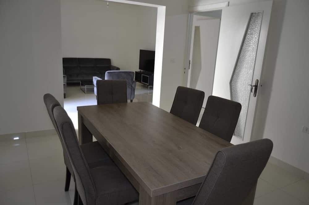 Apartment, 3Schlafzimmer - Essbereich im Zimmer