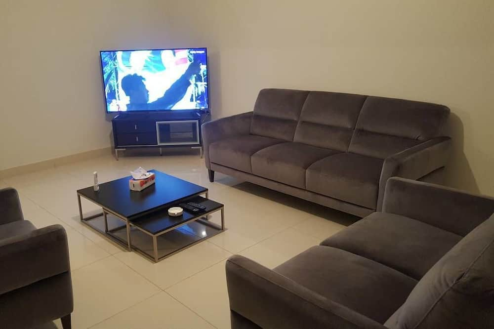 Apartment, 3Schlafzimmer - Wohnzimmer