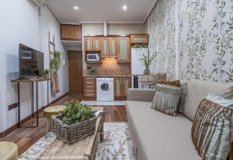 Apartamento Plaza Callao II, Madrid, Studio, Wohnbereich
