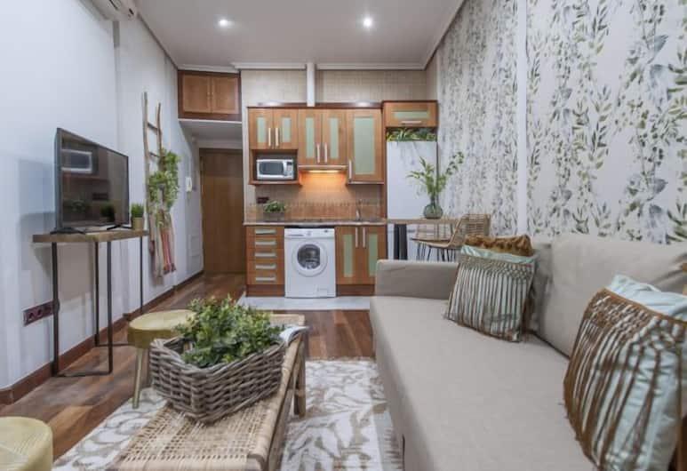 Alterhome Apartamento Plaza Callao II, Madryt, Studio, Powierzchnia mieszkalna