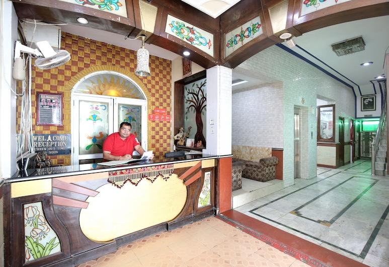 OYO 17430 Gulshah Hotel, Jalandhar, Receção
