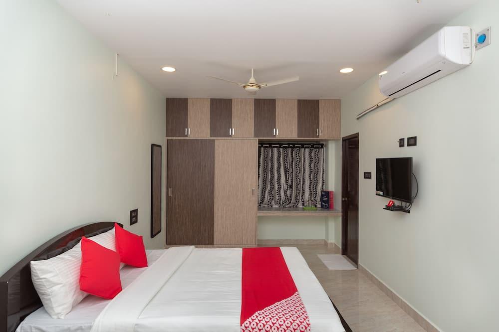 Deluxe kamer, 1 twee- of 2 eenpersoonsbedden, 1 kingsize bed - Kamer