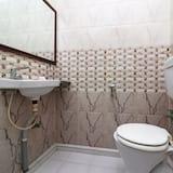 Einzelzimmer, 1 Queen-Bett - Badezimmer