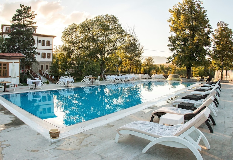 Kolagasi Butik Hotel Restaurant, Safranbolu, Alberca al aire libre