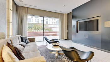 Nuotrauka: Dom & House - Apartments Okrzei Prime, Sopotas