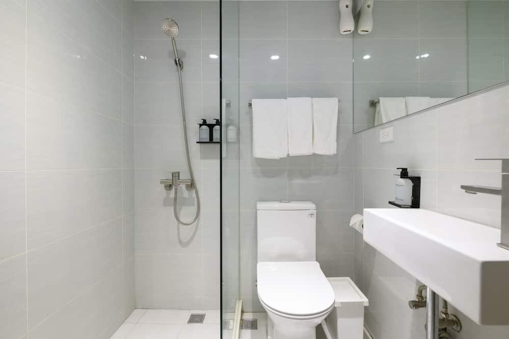 舒適雙人房, 1 張標準雙人床 - 浴室