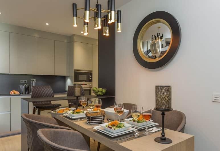 2 rooms apartment, New York, Cuisine privée