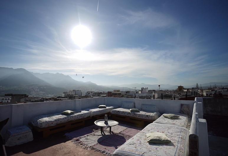 Hotel Regina, Tetouan, Terrace/Patio