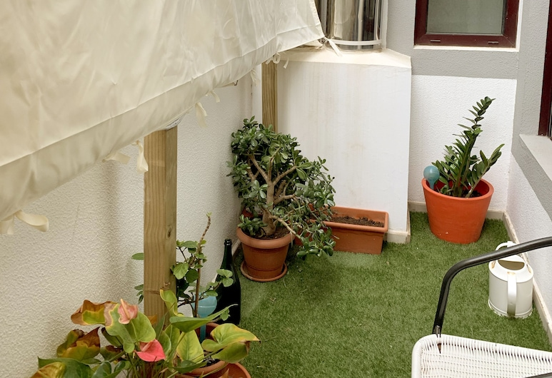 Mai Apartment II, Las Palmas de Gran Canaria, Apartamento, 2 Quartos, Varanda, Varanda